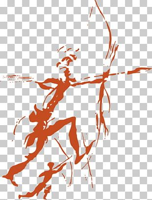 Cave Painting Art Drawing PNG