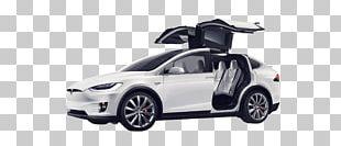 Tesla Model X PNG