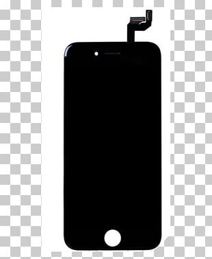 IPhone 6S Touchscreen Liquid-crystal Display Display Device PNG