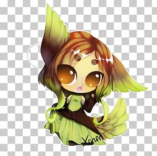 Fairy Cartoon Flower Illustration Figurine PNG