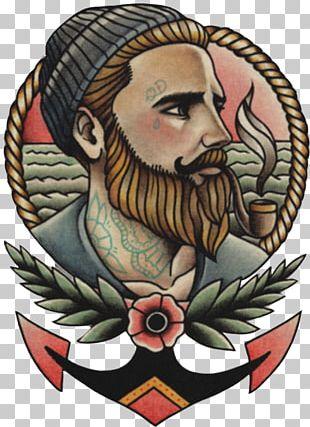 Tattoo Artist Flash Sailor Tattoos Old School (tattoo) PNG