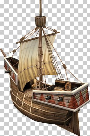 Brigantine Galleon Caravel Carrack PNG