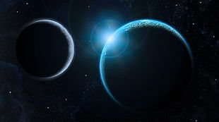 Earth Atmosphere Sky Universe Outer Space PNG