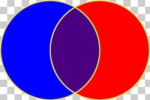 Vesica Piscis Circle Blue Symbol Sacred Geometry PNG