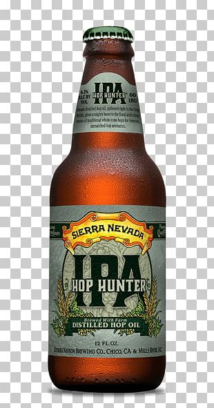 Sierra Nevada Brewing Company India Pale Ale Beer PNG