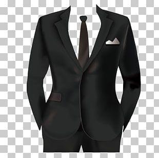 Tuxedo Suit Formal Wear PNG