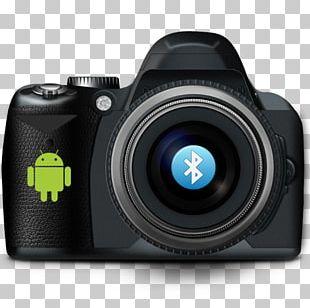Digital SLR Camera Lens Link Free Mirrorless Interchangeable-lens Camera PNG