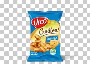 Potato Chip Vegetarian Cuisine Crouton VICO SA PNG