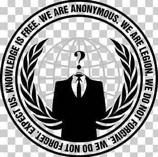 T-shirt Anonymous Hoodie Logo Million Mask March PNG