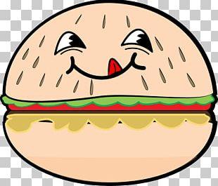 Hamburger Cheeseburger Fast Food French Fries Junk Food PNG