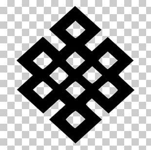Endless Knot Tibetan Buddhism Buddhist Symbolism Eternity PNG