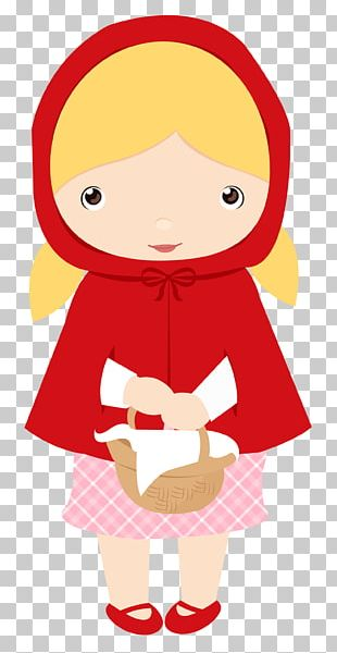 Little Red Riding Hood Big Bad Wolf Red Hood PNG