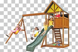 Climbing Swing Playground Slide Portico PNG