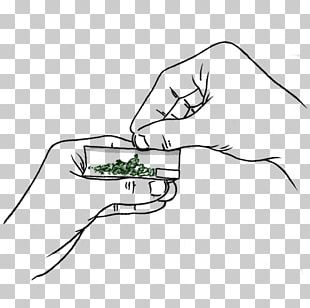 Drawing Joint Paper Line Art PNG