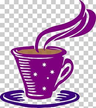 Coffee Tea Hot Chocolate Cafe PNG