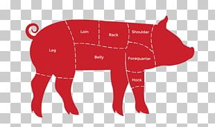 Domestic Pig Cattle An Average Vegans Guide To Being An Average Vegan Livestock Rubber Stamping PNG