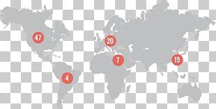 World Map Globe Graphics PNG