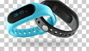 Xiaomi Mi Band 2 Cubot Echo 16GB Dual Sim Oro Smartwatch PNG