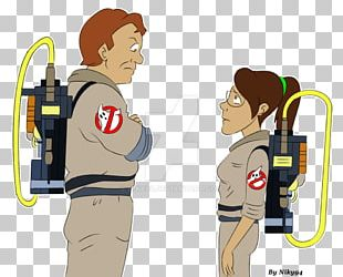 Ray Stantz Ghostbusters Illustration PNG