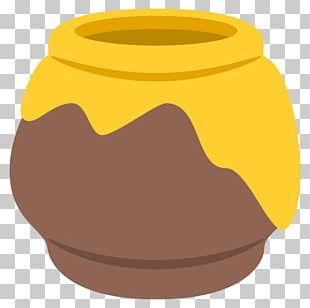 Emoji Honey Text Messaging Thumb Signal Porridge PNG