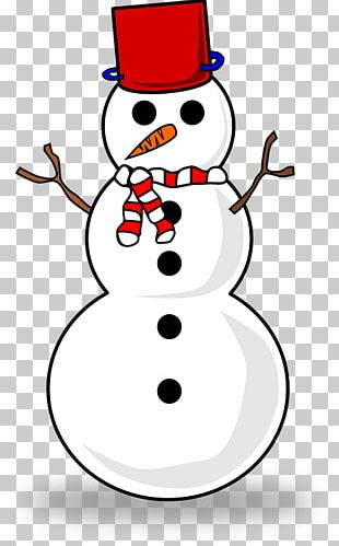 Snowman Free Content PNG