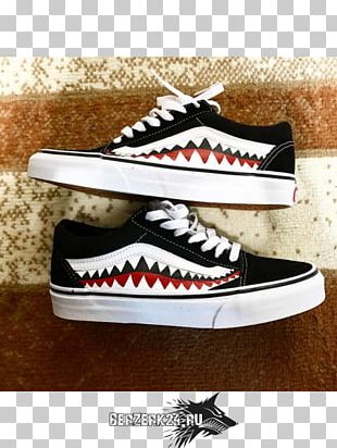 Vans Sneakers Shoe Clothing Fashion PNG