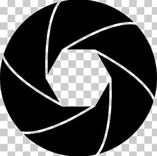 Logo Photography Diaphragm Photographic Studio PNG