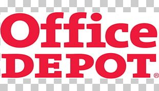 Logo Office Depot Office Supplies Product Brand PNG