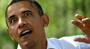 Barack Obama President Of The United States Funny Face PNG