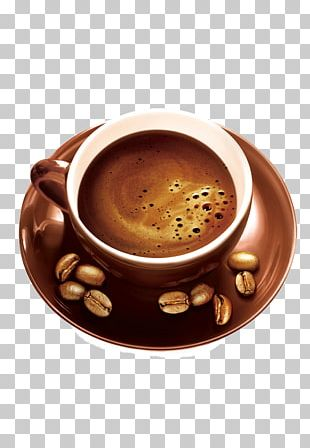 Coffee Cup Tea Espresso Cafe PNG