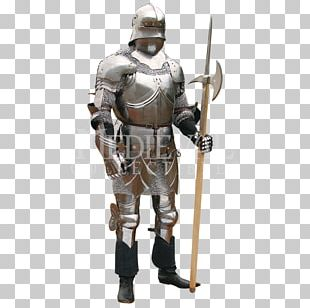 Middle Ages Plate Armour Knight Body Armor PNG