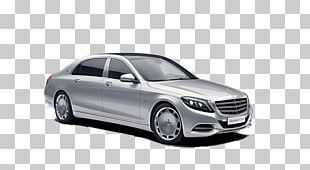 2018 Mercedes-Benz S-Class Car Maybach PNG