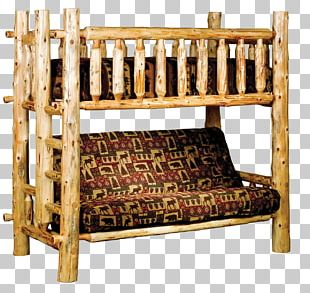 Bed Frame Bunk Bed Futon Bed Size PNG