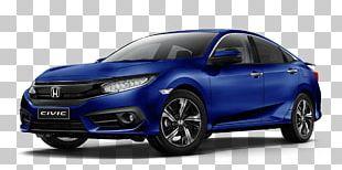 2017 Honda Civic Car Hyundai I30 Honda Civic Sedan PNG