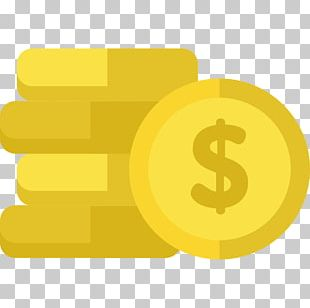 Money Gold Coin Icon PNG