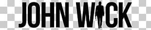 YouTube Film John Wick Font PNG