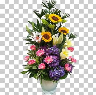 Floral Design Flower Bouquet Cut Flowers Artificial Flower PNG