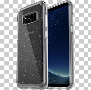 Samsung Galaxy S8+ Mobile Phone Accessories OtterBox Screen Protectors PNG