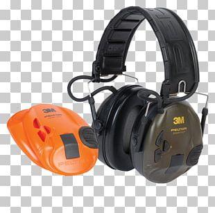Earmuffs Peltor Sport Sound Gehoorbescherming PNG