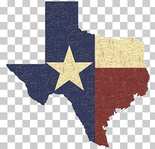 Flag Of Texas U.S. State PNG