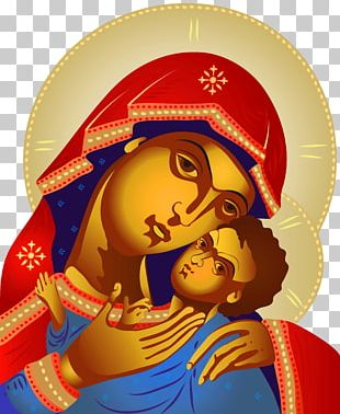 Black Madonna Our Lady Of Guadalupe Child Jesus PNG