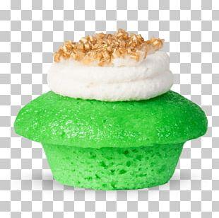 Buttercream Cupcake Petit Four Frozen Dessert Flavor PNG