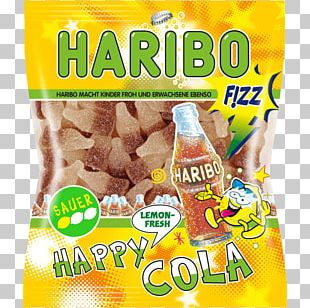 Gummi Candy Gummy Bear Cola Fizz Sour PNG