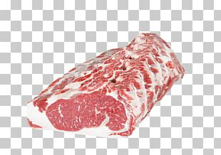 Rib Eye Steak Capocollo Beef Marbled Meat PNG