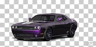 Dodge Challenger Car Motor Vehicle Automotive Design PNG
