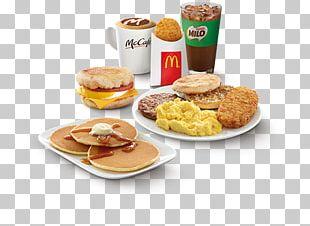 Full Breakfast Fast Food Breakfast Sandwich Toast PNG