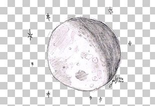 Moon Doodles Drawing Lunar Phase PNG