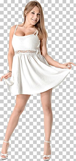 Cocktail Dress Fashion Model Party Dress PNG