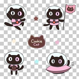 Sticker Cookie Cat Steven Universe PNG