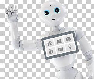 Aldebaran Robotics Pepper Nao Humanoid Robot PNG